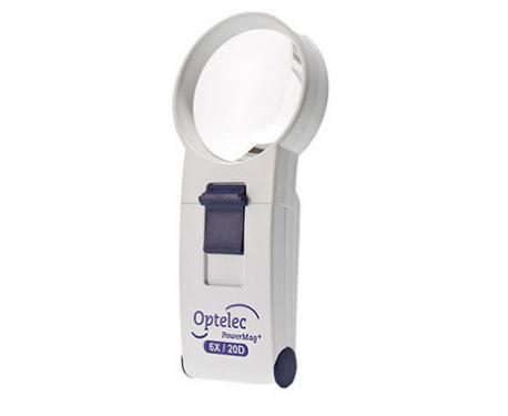 Optelec PowerMag+ 6X-20D